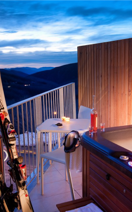 Luxury Accommodation Falls Creek